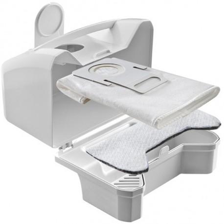 HYGIENE BAG sistēma higiēniskai uzkopšanai bez ūdens filtra (visiem TWIN, GENIUS, SYNTHO modeļiem)