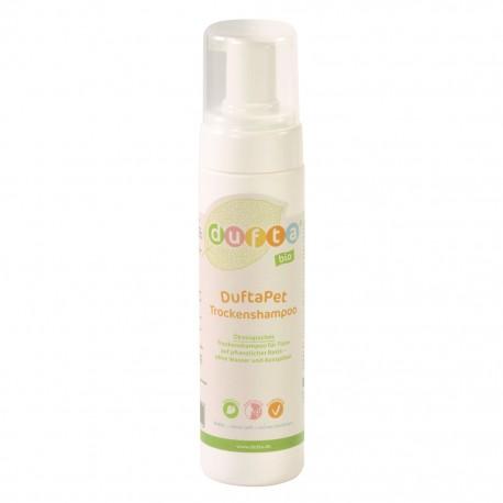 DuftaPet sausais šampūns mājdzīvniekiem 200 ml